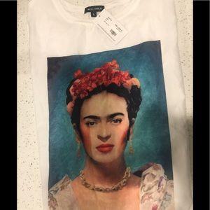 Frida Khalo Blouse